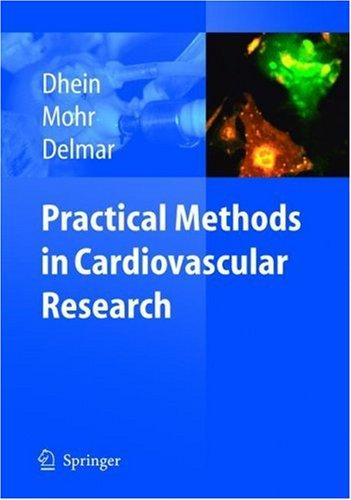 Practical methods in cardiovascular research by