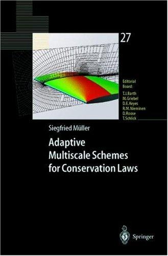 Adaptive Multiscale Schemes for Conservation Laws by Siegfried Müller