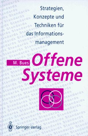 Offene Systeme by Manfred Bues