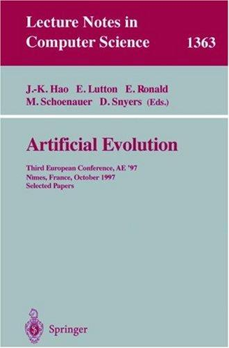 Artificial evolution by