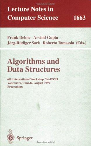 Algorithms and Data Structures by