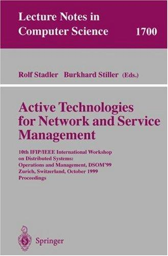 Active technologies for network and service management by
