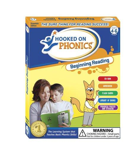 Hooked on Phonics Beginning Reading