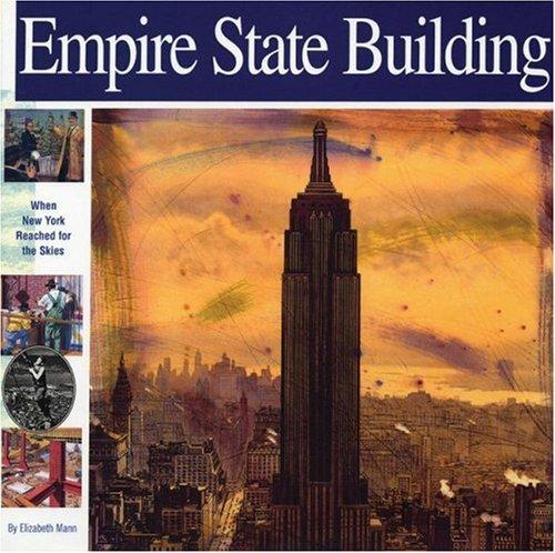 Empire State Building by Elizabeth Mann