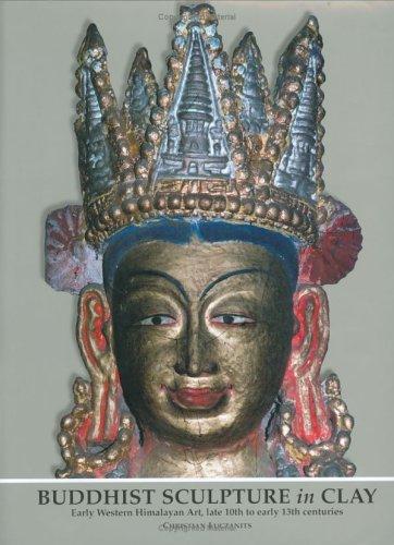Buddhist sculpture in clay