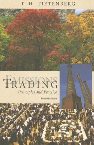 Emissions trading by Thomas H. Tietenberg