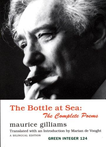 The Bottle at Sea by Maurice Gilliams