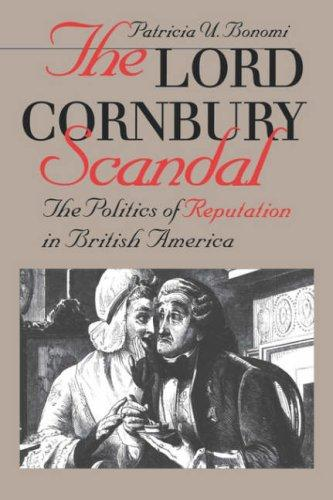 The Lord Cornbury Scandal