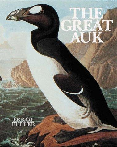 The great auk by Errol Fuller