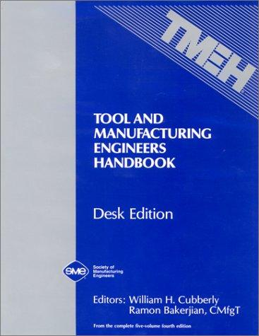 Image 0 of Tool and Manufacturing Engineers Handbook (Desk Edition) (v. 1-5)