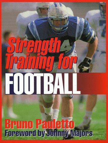 Strength training for football by Bruno Pauletto