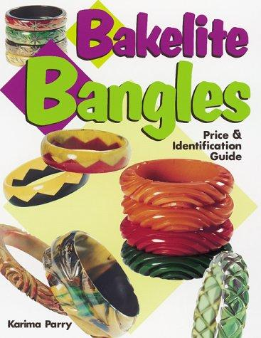 Bakelite bangles by Karima Parry