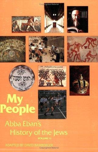 My People by David Bamberger