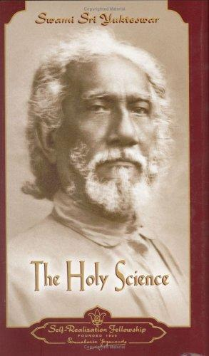 The Holy Science by Swami Yukteswar