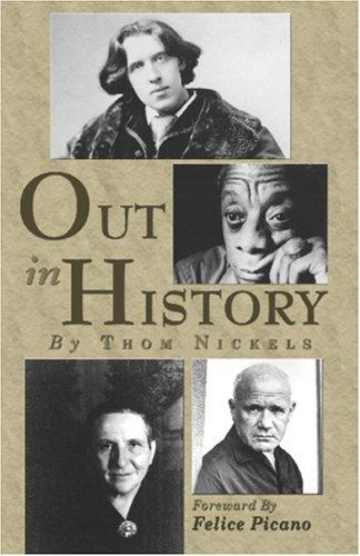 Out in History by Thom Nickels