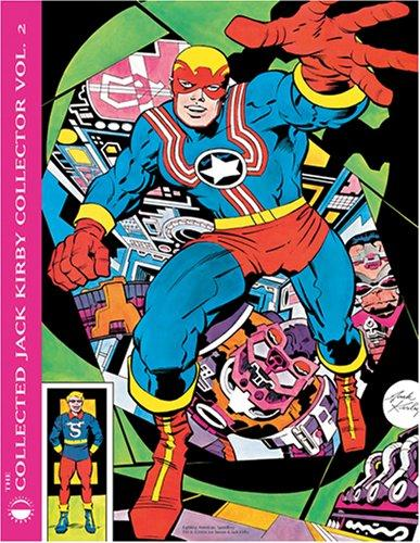 Collected Jack Kirby Collector, Volume Two by Jack Kirby