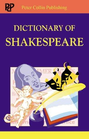 Dictionary of Shakespeare by Louise McConnell
