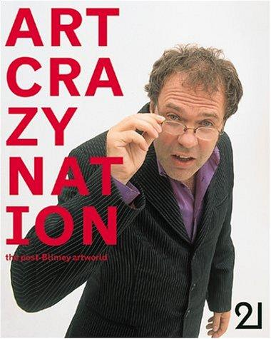 Art crazy nation by Matthew Collings
