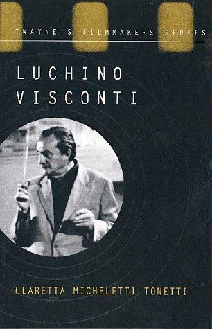 Luchino Visconti by Claretta Tonetti