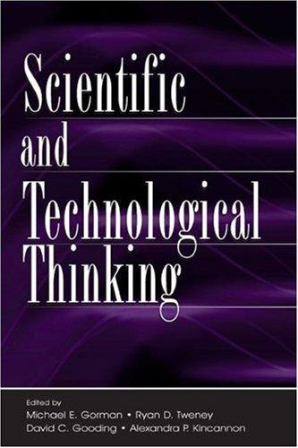 Scientific and technological thinking by