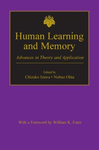 Human learning and memory by
