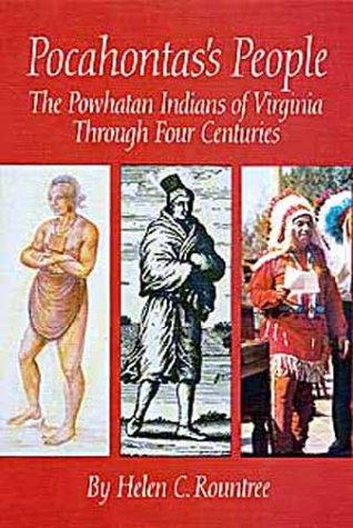 Pocahontas's People by Helen C. Rountree