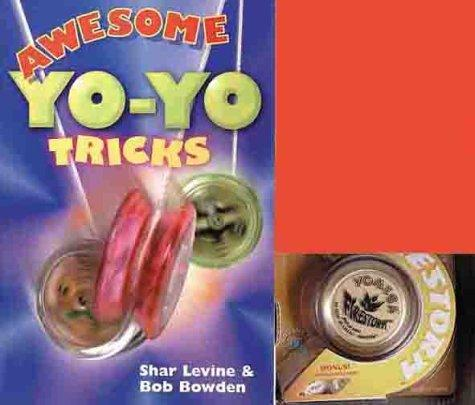 Awesome Yo-Yo Book & Gift Set by Inc. Sterling Publishing Co.