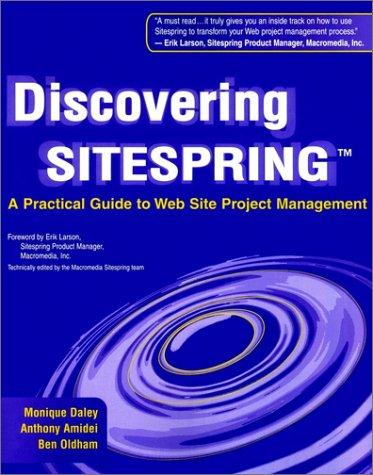 Discovering Sitespring by