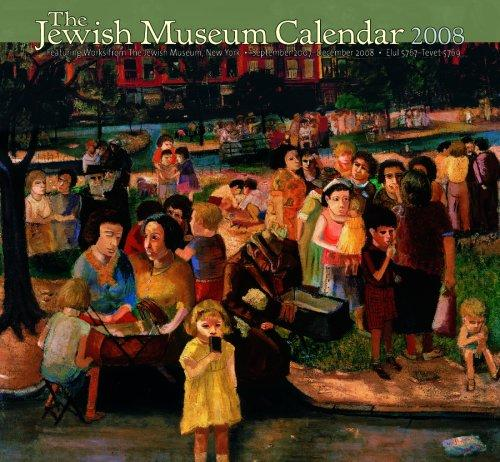The Jewish Museum 2008 Calendar by Jewish Museum (New York)