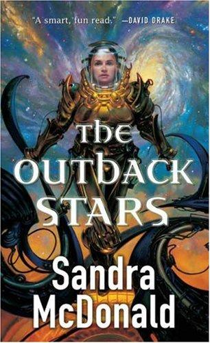 The Outback Stars by Sandra McDonald