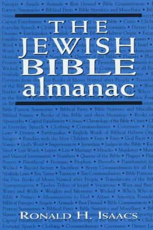 The Jewish Bible almanac by Ronald H. Isaacs