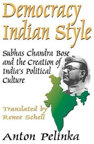 Democracy Indian Style by Anton Pelinka