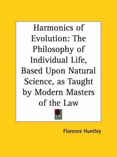 Harmonics of Evolution