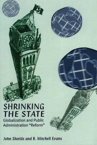 Shrinking the state by Shields, John