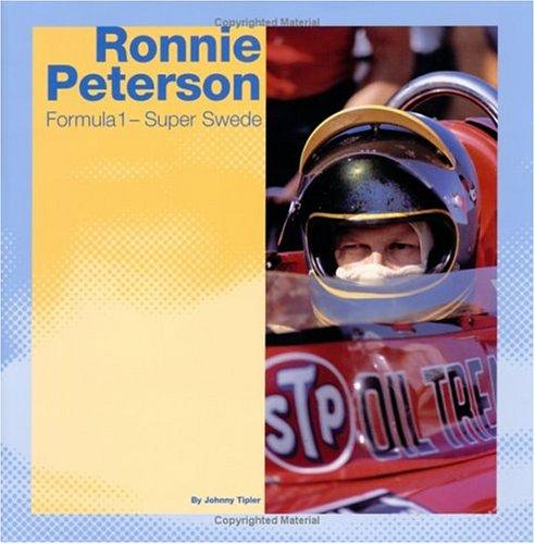 Ronnie Peterson by Johnny Tipler