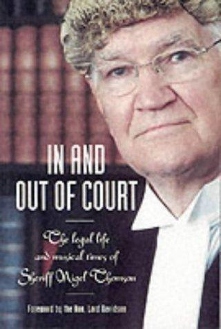 In and out of court by Nigel Thomson