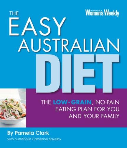 The Easy Australian Diet by Pamela Clark