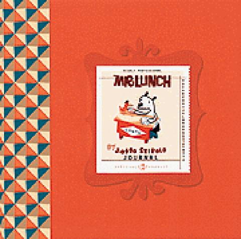 Mr. Lunch Highly Professional Address Book by J. Otto Seibold