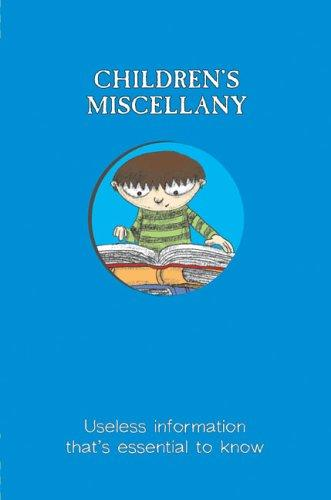 Children's miscellany by Matthew Morgan