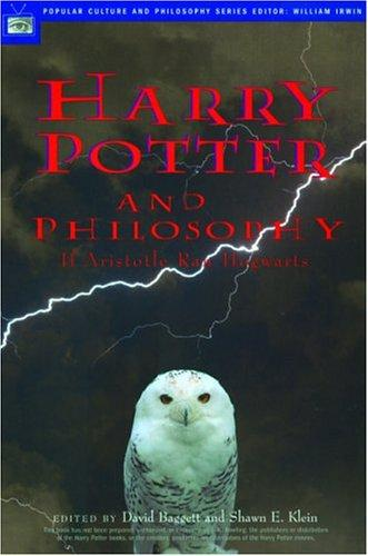 Harry Potter and philosophy by David Baggett