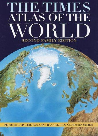 The Times Atlas of the World by Times Books