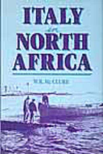 Italy in North Africa by W. K. McClure
