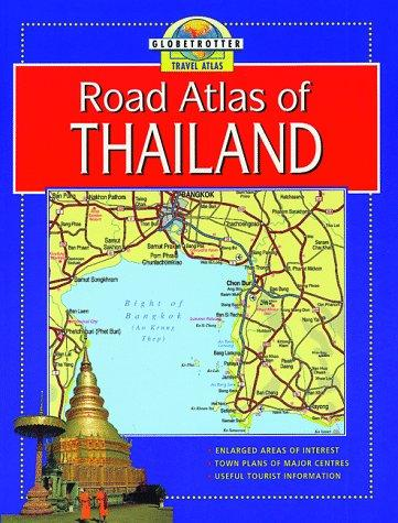 Thailand Travel Atlas by Globetrotter