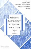 Assistive technology in special education by Diane Golden