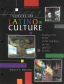 Voicies of Latino Culture by Daniel S. Whitaker