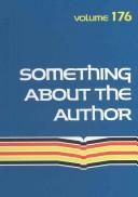 Something About the Author v. 176 by