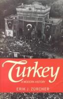 Turkey by Erik Jan Zurcher